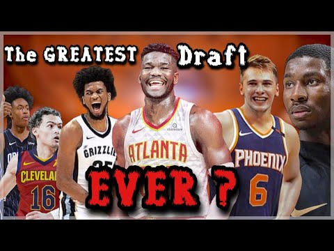 The GREATEST NBA DRAFT EVER?! | 2018 NBA Mock Draft