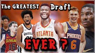 The GREATEST NBA DRAFT EVER?! | 2018 NBA Mock Draft
