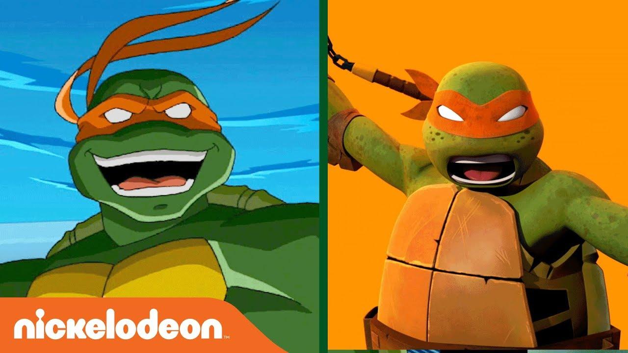 Download Theme Song Mashup Battle 🎶 | Teenage Mutant Ninja Turtles | #TurtlesTuesday