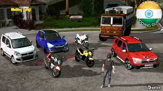GTA INDIA 3.0 Modpack for GTA SA Android (indian cars,bikes ,banners all in one)