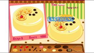 Trò Chơi Làm Bánh - Game Làm Bánh