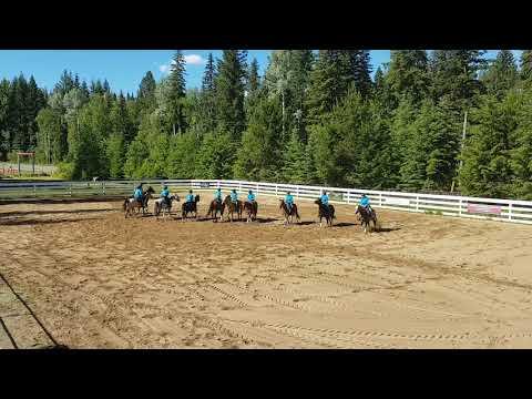Wells Gray rhythm riders June 17 2018