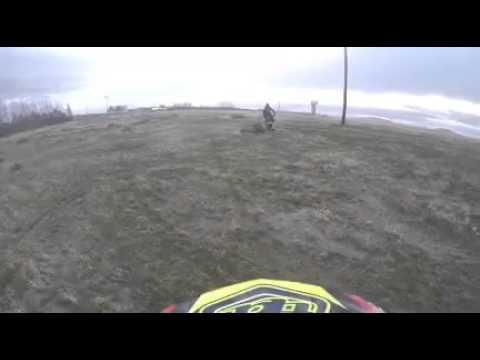 Riding with Evan Roe & Matt Ruttan