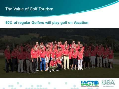 Driving Golf Tourism to the USA Webinar