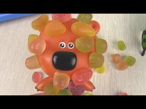 Мультики для детей с игрушками Ми-ми-миишки! Новый Сборник про Кешу и Тучку Игрушечные видео
