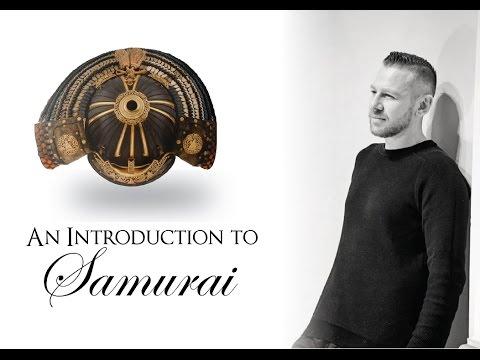 Introduction To Samurai With Antony Cummins