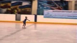 Кадриль Юный Фигурист(Первое выступление на льду. Юный Фигурист..город Новочеркасск 30 мая 2011. 17е место из 22х, было одно падение., 2011-06-09T18:26:35.000Z)