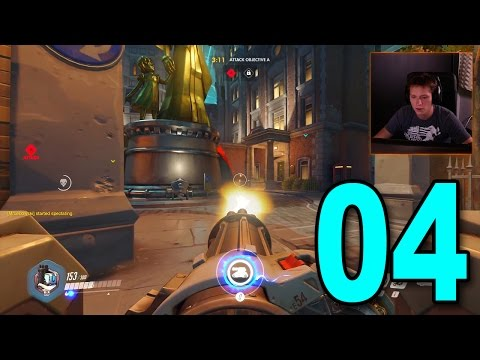 Overwatch - Part 4 - Perfect Bastion Strat!