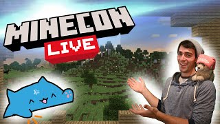 Minecon Live! Reaction and Watch Party!