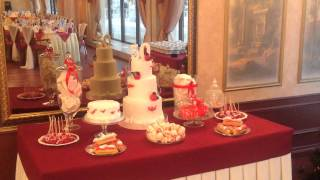 видео Сладкий гость: свадебный торт