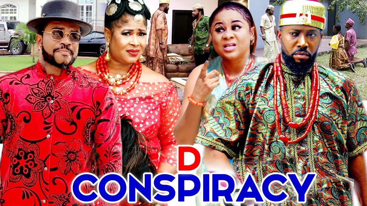 Download D CONSPIRACY SEASON 5&6 {NEW MOVIE } UJU OKOLI/FREDRICK LEONARD 2021 LATEST NIGERIA NOLLYWOOD MOVIE