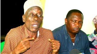 Povu Zito la Mzee Akilimali  Kwa Mkuchika na Manji Baada Kurejea Yanga .