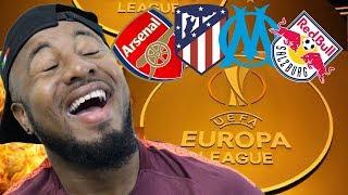 The 2017/18 UEFA Europa League Winner Is.........