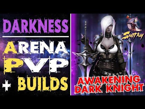⚔️[PVP]DARK KNIGHT AWAKENING PVP - vs. Very Strong Lahn - Black Desert Mobile KR (검은사막 모바일)