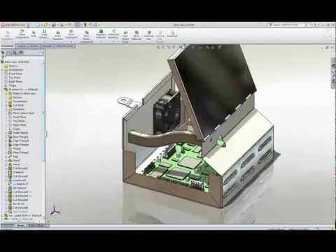 Solidworks Sheet Metal Design Buyers Guide By Intercad