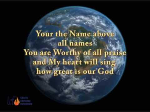 How Great Is Our God [LIVE] - CHRIS TOMLIN