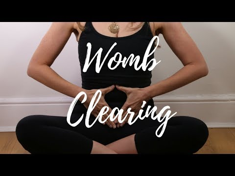 WOMB CLEARING & HEALING