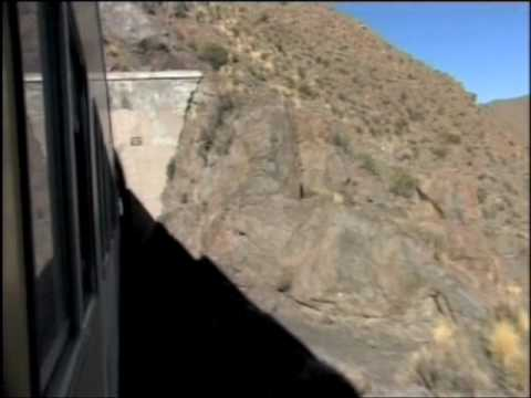 BBC Fast Track - Train to the Clouds, Argentina