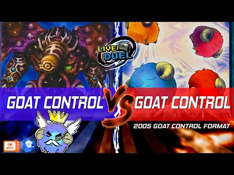 Goat Control Match Up - Live Match Commentary