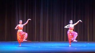 Bharatanatyam (Sri Ganapathi Talam) - TFA Navarathri 2014