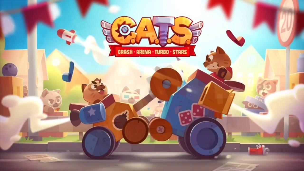 CATS: Crash Arena Turbo Stars Hack Apk - Gameplay