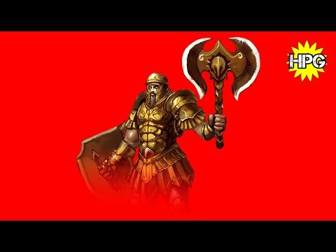 HoN Pro Gameplay Legionnaire / Immortal / 679 GPM / farfarsprut