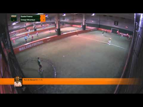 Download Euodia Finance Vs Orange Mcanique - 29/09/15 22:00 - Puteaux Urban Football
