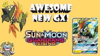 Tapu Koko GX - Awesome new Pokémon GX Card