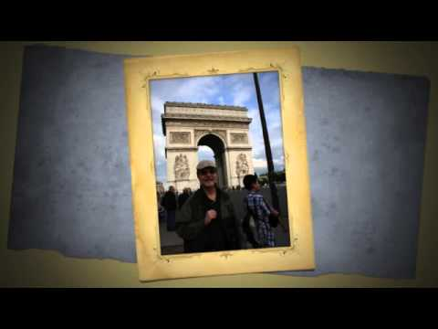 2014 Paris France Slideshow with Brevard Community Chorus