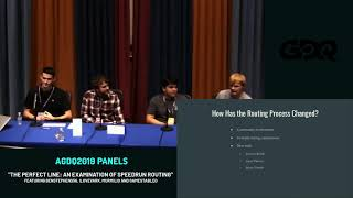 AGDQ 2019 Panels: The Perfect Line: An Examination of Speedrun Routing