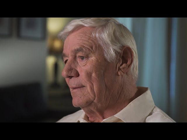 Pat Patterson recalls coming out to his parents: The Life & Legacy of Pat Patterson sneak peek