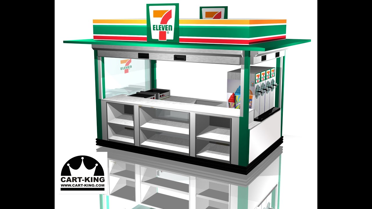 Concession Stands For Sale Food Kiosks TOP Design And