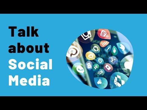 FREE IELTS Speaking practice online SOCIAL MEDIA