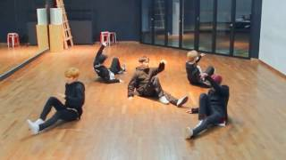 Teen Top 'Love is' mirrored Dance Practice