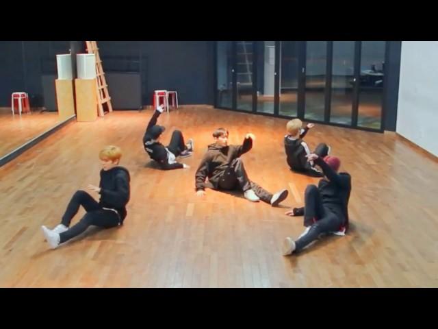 Teen Top 'Love is' mirrored Dance Practice