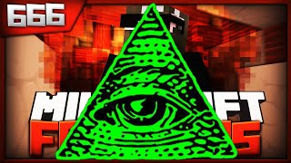 Minecraft FACTIONS Server Lets Play - ILLUMINATI CONFIRMED?!- Ep. 666 ( Minecraft Faction )