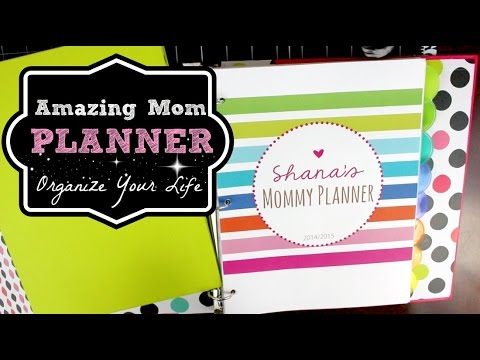 diy planner erin condren alternative clean life and home printable planner youtube