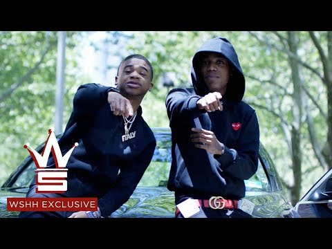 "Leeky Bandz & 22Gz ""Never Ran"" (WSHH Exclusive - Official Music Video)"