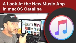 A Look At the New Music App In macOS Catalina