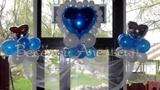 Украшение воздушными шарами - Калининград.mpg