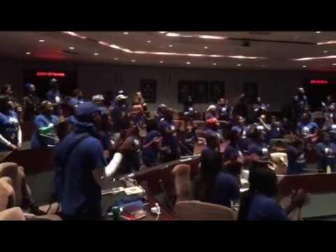 Imbi lendawo-- Mussi Maimane singing