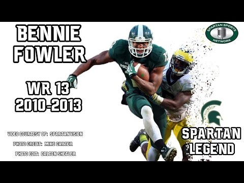 Spartan Legend Series: Bennie Fowler