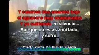 Salsa Aguacero (El Gran Combo) - Karaoke