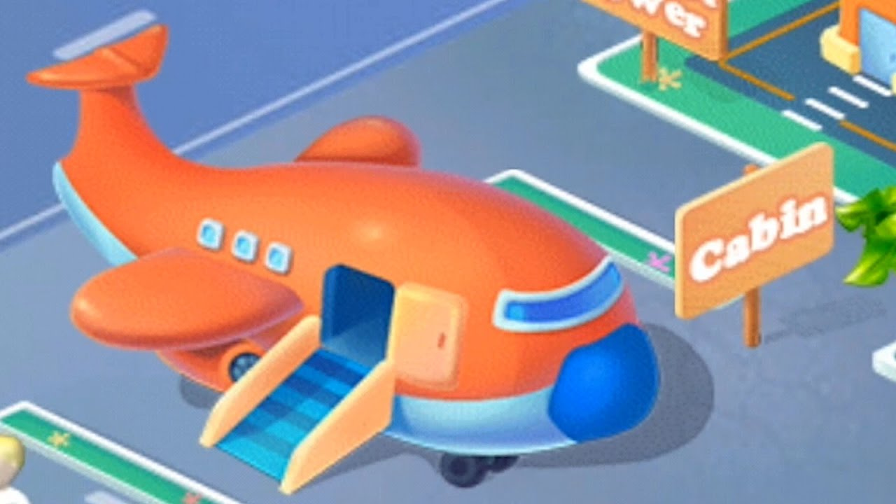 airplane cartoon for kids the airport diary best animation for kids