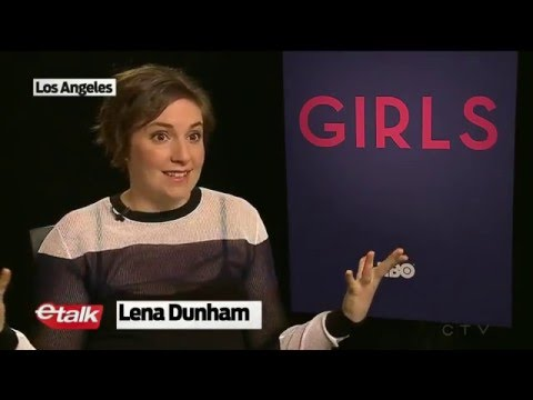 Andrew Rannells interview 2016 + Lena Dunham with ETALK - Girls ...