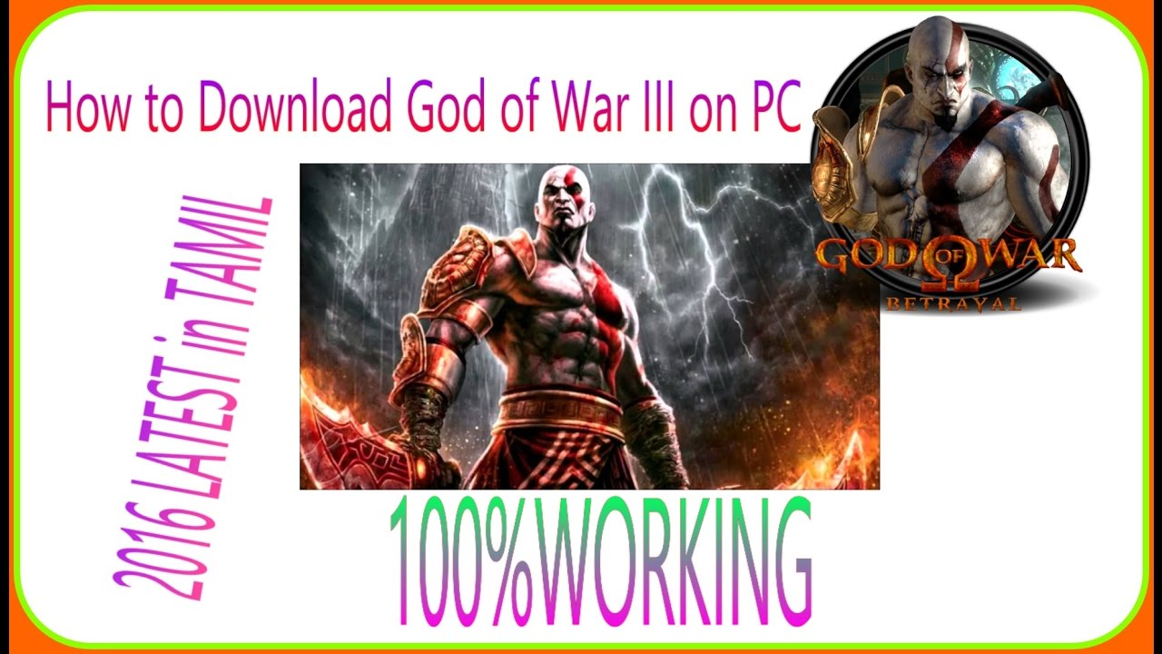 God of war images full hd download for pc windows 7