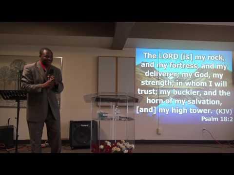 US Full Gospel Mission - Pastor Patrick July 17, 2016 Part 2