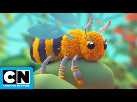 DIY | Bee Friends | Cartoon Network