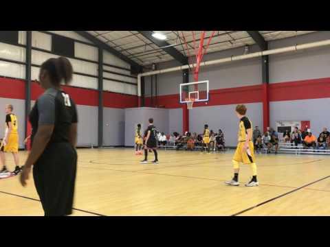 Heart n Hustle AAU 11th Grade: Dynasty Hoops Game 4