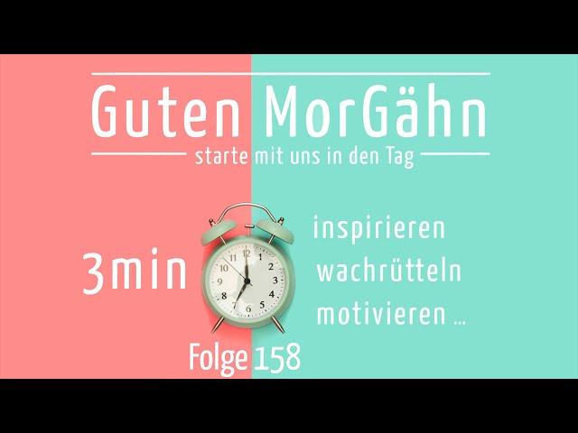 Guten MorGähn   Folge 158   Plan?(los!) - Patrizia